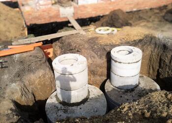Септик из бетонных колец, преимущества, популярность в Московской области